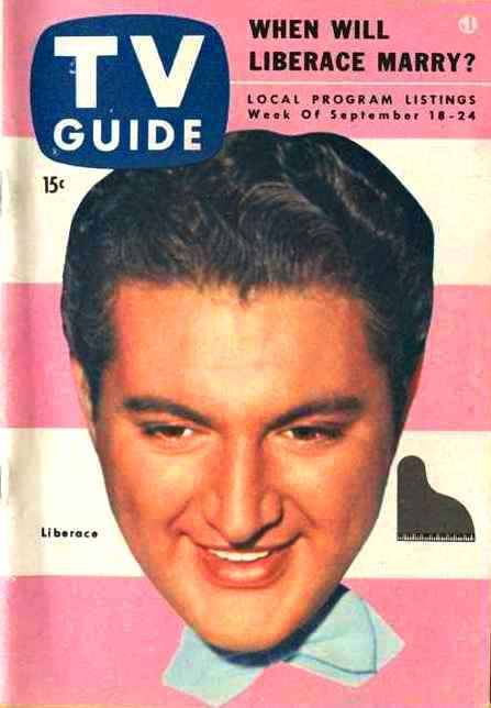 theniftyfifties:  thizizit: Liberace 1954  Who knows, man. I can't wait.