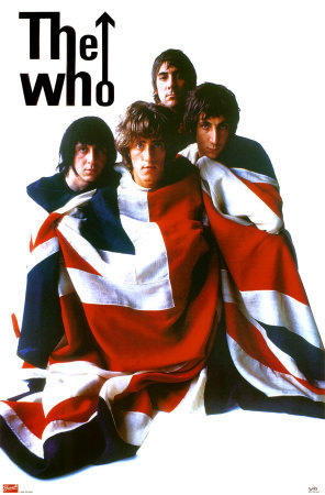 the who union jack