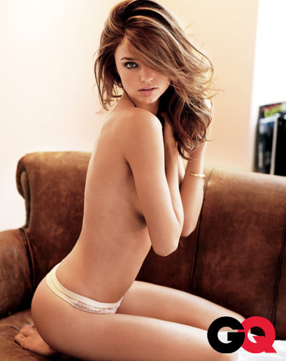 Miranda Kerr Photographed by Alexi Lubomirski for GQ - Feb.2010