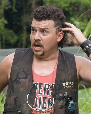 Danny McBride is the funniest cat around.