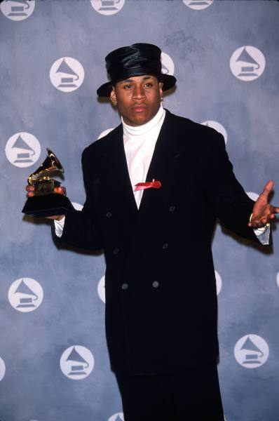"1992 Best Solo Performance LL Cool -""Mama Said Knock You Out"""