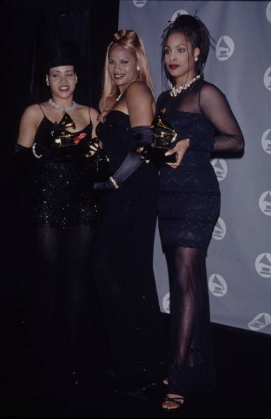 "1995 Best Performance by a Duo or a Group Salt N Pepa-""None of Your Business"""