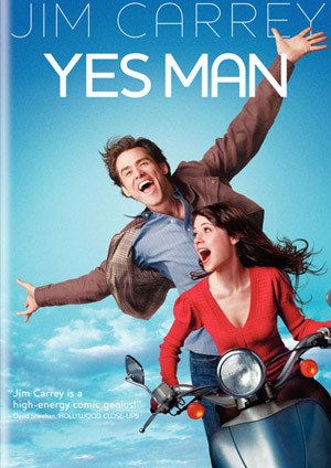 "Have you seen the movie Yes Man? Oh, you haven't? Well, it's about what happens when Jim Carrey starts saying yes to everything. Literally everything. He doesn't turn down anyone, or anything. There was one scene where he agrees to a barfight that I found myself laughing at. It was silly and fun. Then he gets a blowjob from an old lady. YUP. A BLOWJOB. FROM AN OLD WOMAN. At some point in the middle of the movie he agrees to install some shelves for his elderly neighbor. He finishes installing the shelves, and then this OLD WOMAN realizes that she doesn't have any money in her purse to pay him, but she really wants to make it up to him SOMEHOW. Um. Then she looks at him and gets a glint in her old lady eye and moves in on him. She starts rubbing Jim Carrey's shoulders and telling him how handsome he is. He's all like ""UMMM, hang on lady…"" but she's already pushed him down onto her bed and unzipping his pants. This is all framed from the waist up. He's still protesting when they cut to a shot that includes  a view of the bedside table. On the bedside table, there's a glass of water. If you're two steps ahead of this movie, like I was at all times, you'll know comes next. SHE TAKES OUT HER DENTURES AND PLACES THEM IN THE GLASS OF WATER AND THEN STARTS BLOWING JIM CARREY. We're still holding on a shot of Carrey from the waist up while he's contorting his face and making ""I'm getting a blowjob"" noises, as well as asking her, ""how are you doing THAT?"" or something equally traumatizing. Basically, he is really enjoy this toothless blowjob from an old woman. Annnnnyway, WHAT THE FUCK? Please someone explain to me what this scene was doing in this movie. This harmless, safe little PG-13 comedy that might not be funny (it's not), might feature another annoyingly quirky Zooey Deschanel character (it does, she leads a running/photography class and plays shows at Spaceland), and might include a scene of Jim Carrey saving Luis Guzman from committing suicide by playing Third Eye Blind's Jumper for him (yes, yes it REALLY does), but in no way is it anything but a middle of the road, apathetic, cash grab of a LIGHT comedy. EXCEPT FOR THAT OLD LADY BLOWJOB SCENE! What a completely out of place and off putting scene. What a first draft joke. What an irresponsible, unfunny, awkward piece of movie. Shame on you, Yes Man. PS: later in the movie Danny Masterson (yes, he's in it too, I'm sorry) is also talking to this old lady (she's back!), and he seems nervous and excited. She asks him if he'd do her a favor, and he very quickly agrees. Then the 2 leave together, the implication being that she is going to give another man oral sex. PPS: Shame on everyone for making this movie, and shame on me for watching it. PPPS: Spoiler Alert."
