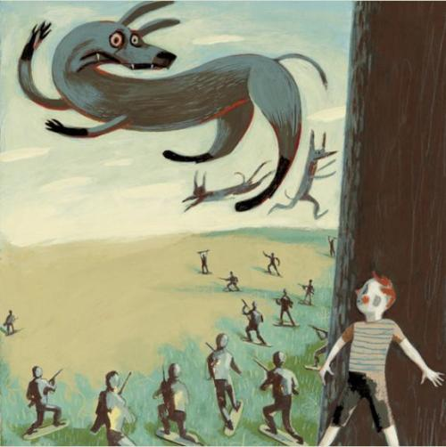 Untitled by Isabelle Arsenault