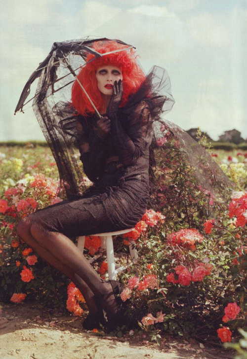 fashioneditorial:   Tim Walker for Harper's Bazaar