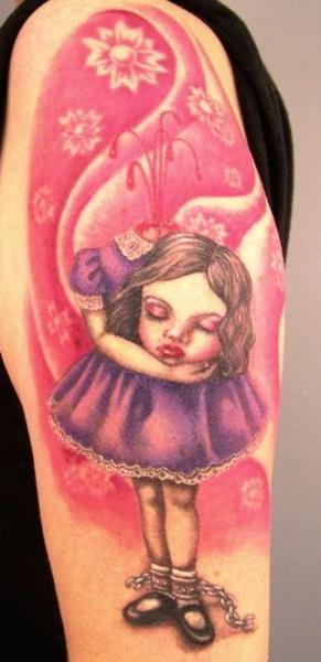 ¶Tweet it#mark ryden#tattoo