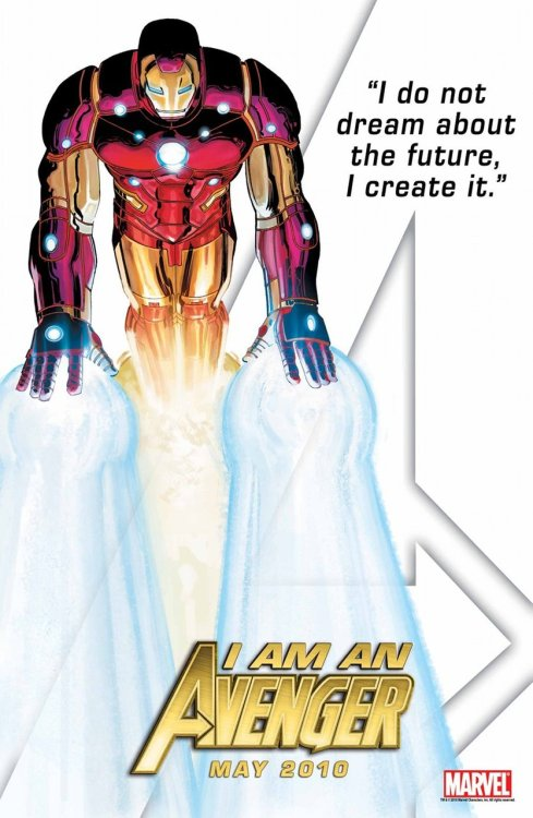 Iron Man: An Avenger Once Again [CBR]