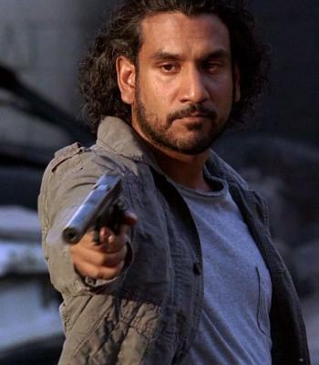 Included in the group of guys who could just put it anywhere: Sayid from Lost.
