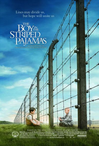The Boy in Striped Pajamas: *** This story is a bit different than you would expect. It gives a whole new hope for those who feared the Nazi's. It claims those who lives were in danger due to the staggering choices of other. It is about a young boy who doesn't quite understand the nazi movement. His family shows no emotion in telling him what it seems to all be about. Instead they try to teach him the new form of learning right away without a word of explanation. This round about way makes him on the border of good and evil. Asa Butterfield, who plays Bruno the young boy, is not afraid of the jews such as his father and troops are. All he wants is a friend to play with. While his family moves to a new house, he finds himself friendless. There he finds himself sneaking around to escape the fenced in house. Where he finds a friend, who is trapped in a camp, called Shmuel. Shmuel is a boy his age who is hairless and in striped uniform that looks like pajamas to Bruno. They bond a friendship, which in turn gives them many up's and downs. David Thewlis, who plays Remus Lupin in the Harry Potter Series, acts as the father of Bruno. He is a Nazi officer who is in charge of the camp that is near to them. During their stay his decision making and his career choices make his wife change her mind about why they are there. She in turn makes a change in attitude. It shows a whole new side of the nazi movement in the form of family separation, but of the nazi families. In the end, their decisions and lack of explanation are the ones that causes them everything. Kat Green