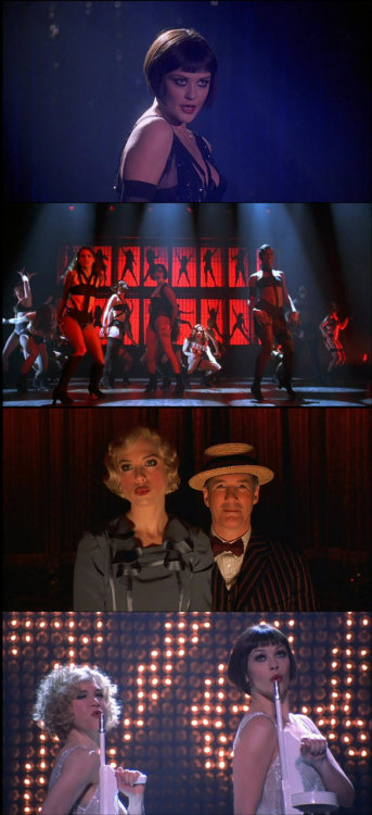 Oscars in Frames! Chicago, 2002 (dir. Rob Marshall) [Best Movie 2002] By sassaroon