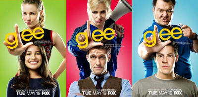 im a total gleek.