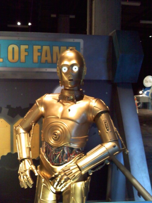 3PO! @ Arizona Science Center