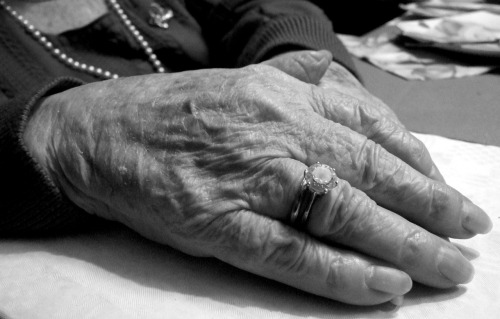 my grandmother's hands…