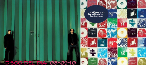 "[Disco del Día: 08-02-10] The Chemical Brothers - ""Brotherhood"" (Electrónica)"