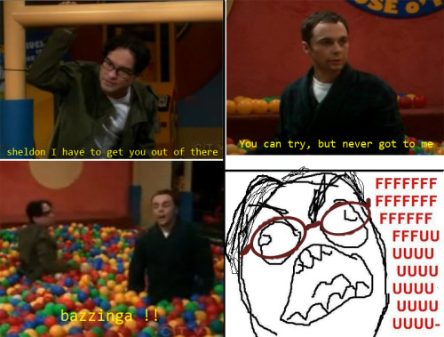 ragetoons:  TBBT S3E14    minute= 8:50via @exactlimon on twitter.