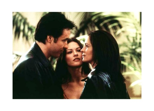 ... bickering movie-star couple (Catherine Zeta-Jones and John Cusack) who ...