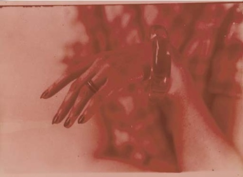 Lartigue ~Renée Perle, Detail of Hand, c. 1930-32