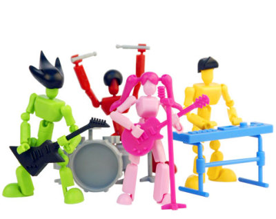 legos, steroids and music - an incredible yet lethal combination