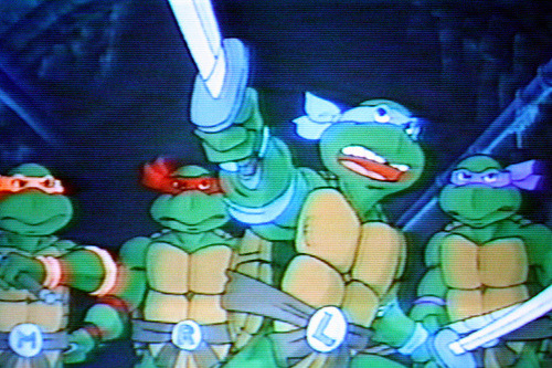 Teenage Mutant Ninja Turtles (via Max Capacity [AM])