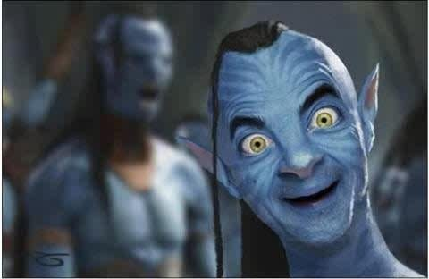 allkindsofwonderful:  If Mr Bean was an avatar.