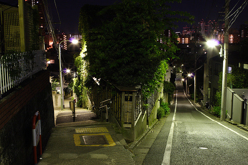 "anbt:  ""Night Slope""  by mrhayata CC BY-SA 2.0"