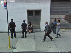 umanesimo:  google street view - new york