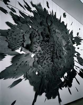 Slash and Burn: Beautiful Paper Art by Andrea Mastrovisto (via NotCot)