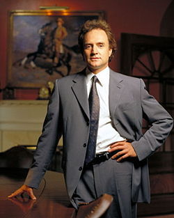 with man #72: Bradley Whitford. i've been watching the full West Wing collection and it reminds me how much I LOVE not only Joshua Lyman but the actor that plays him.