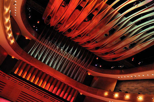 Music Inside/Out (via @ThetaState) Koerner Hall, Toronto, Canada.