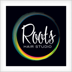 Roots Hair Studio - Logo Design, Name Creation