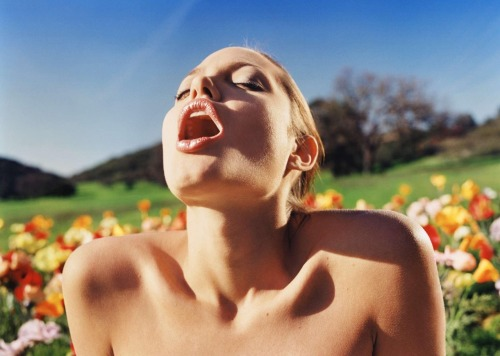 Angelina Jolie Photographer:  David LaChapelle - http://www.lachapellestudio.com