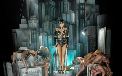 Lady Gaga Photographer:  David LaChapelle - http://www.lachapellestudio.com