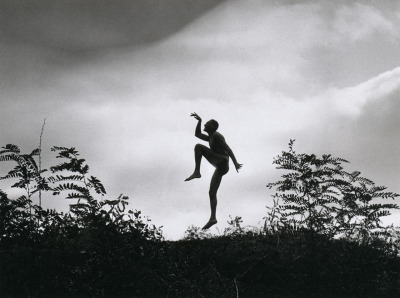 luzfosca:  André Kertész - The Dancing Faun, 1919 Thanks to liquidnight and melisaki
