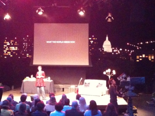 "TEDxATX Yesterday I had the pleasure of joining @joshdilworth, @mickmillsap, @eugeneaustin, @bmenell, @jeffdachis, among few lucky others, in attending Austin's first TEDx conference. Although there was a ""no tweet"" policy, McCombs sponsored a live stream of the event for all to see and hear. The speakers and performers remained a mystery until the day of the event which made some nervous, but was exciting to me. When was the last time you went into something not knowing what to expect? In the end, all were impressive and some were great. The Greats: Doug Ulman - I had the pleasure of meeting Doug recently, who gave me and a small group of ADLers a tour of Livestrong HQ. Doug is incredibly passionate and is doing amazing things for those battling cancer. Although TEDxATX's theme was ""Play Big"", Doug impressed on us that small is the new big. I was shocked by one thing that he said, which was that there will not be a cure for cancer; however,  if we all give, we will all profit. ""Non-profit"" is a misnomer. Steve Tomlinson - Steve, a professor at Acton MBA, told us to not discard our passions. The only thing we should discard is the traditional notion of a career. We don't need one, we just need a calling, which is where a passion meets a need. Lead with what you love and don't blink. Richard Garriott - He's been to space. He is one of only 7 private citizens who can say that, and the other 6 are Russian oligarchs. His father was also an astronaut, making him the only second generation space traveler in history. He was probably the biggest ""rock star"" at the event and is a true visionary. His speech can be summed up with one phrase - it's not rocket science anymore. Start planning your vacation…to space. The Best of the Rest: Rip Esselstyn preached a plant-based diet and informed us that only 12% of the average American's diet is plant-based, and half that is french fries! Chris Shipley told us to forget about the Fortune 100 and think about the Fortune 500,000. The next great innovations will come from that group. Janet Maykus, a theologist, asked us to play big by listening to the people in our lives. She said the average number of friends has decreased from 3 to 2. facebook friends are presumably not factored in to that research… Mark Rolston asked us if we'd trade an eye for a computerized one, like the Terminator. He said social norms are changing and that we will eventually interact seamlessly with technology, a la Minority Report. John Pointer - Hopefully they will post a video of his performance at TEDx, because it was amazing."