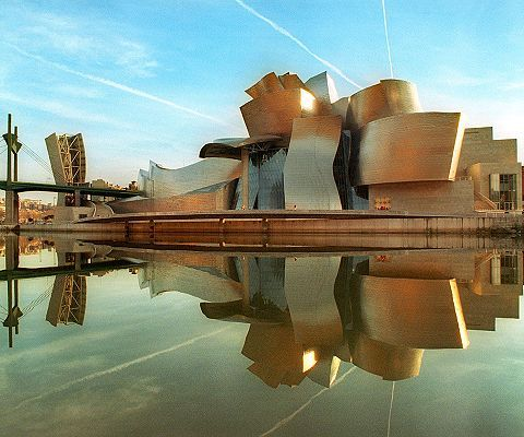 Guggenheim Museum Bilbao Bilbao, Basque Country, Spain Submitted by photosandmusic