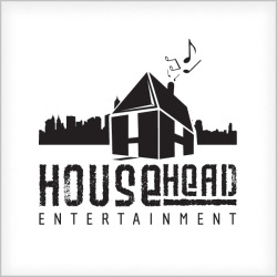 HouseHead Entertainment - Logo Creation