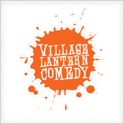Village Lantern Comedy - Logo Creation