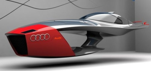 matarua:  limeflavored:  audi concept car   That's more like it This is what I expect from concept cars. Something that is only just possible today. Not the same-again overstyled things that we saw for most of the 2000s.
