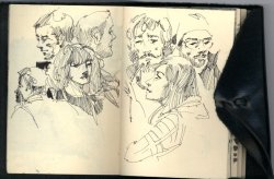 sketchbook stuff from france - 15