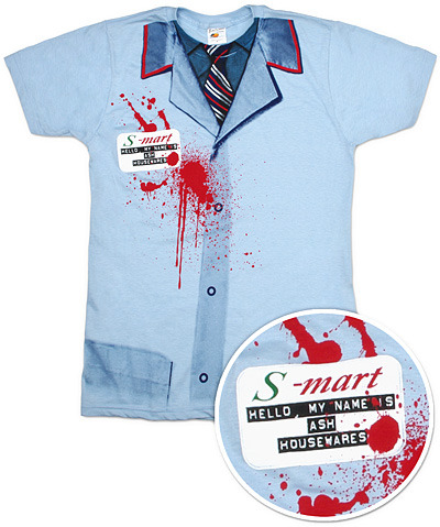 a truly must-have shirt (via urone)  ThinkGeek :: Shop Smart. Shop S-Mart. Shirt