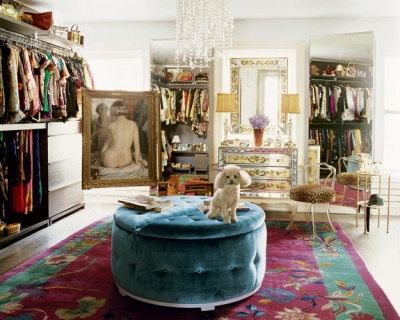 sweethomestyle:  sweetspace:Home of Nanette Lepore