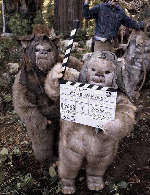 kaktak:  Star Wars Episode VI: Return of the Jedi