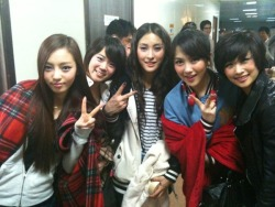 KARA @ MUBANK backstage by MUBANK PD