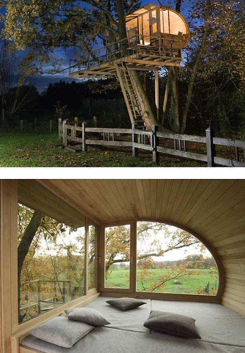 kari-shma:  Tree House | via: & via: