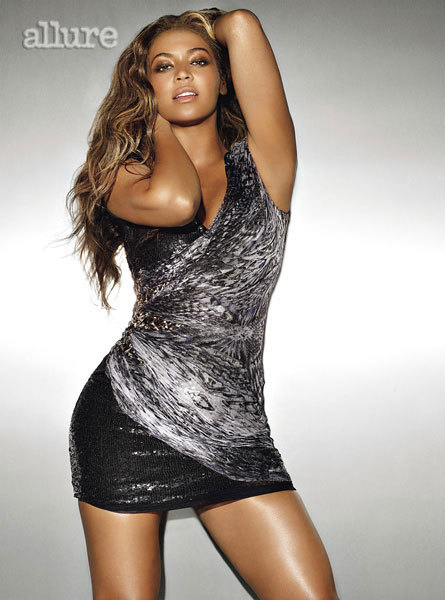 Beyoncé - Allure by Michael Thompson, February 2010