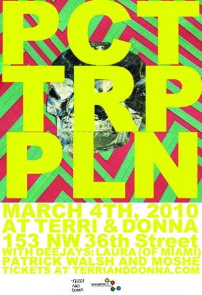 + tomorrow night, PEOPLE FROM VENUS on MIAMI TIME. same old time, same old place.