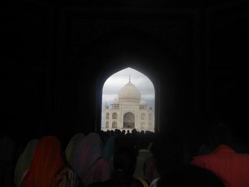 The Taj Mahal! -by adwita