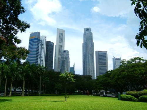 Singapore by ~dmakreshanski on deviantART