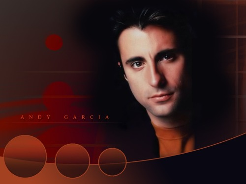 andy garcia. was the only good thing about The Godfather 3, except Pacino, and of course all the incest.