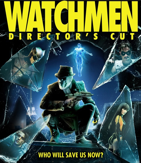 Film log #27 Watchmen - Director's Cut (dir. Zack Snyder, 2009)